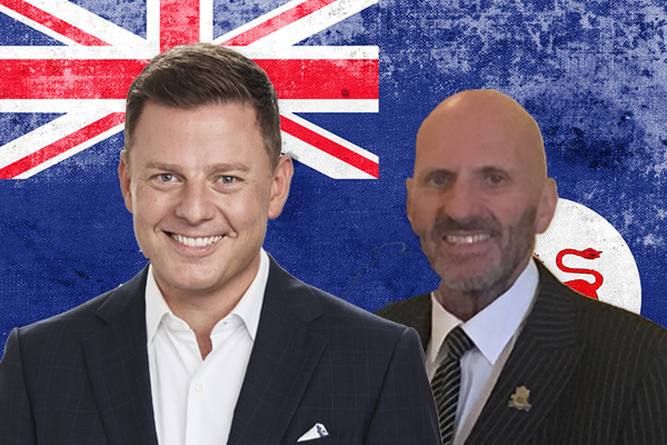 Article image for Ben Fordham challenges mayor over PC city name change