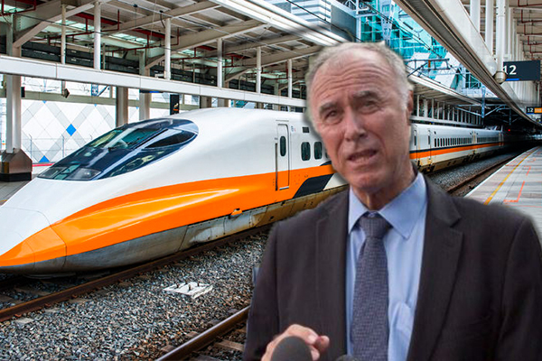 Article image for 'You've got to get the politicians off the playing field', Liberal MP calls for rail unity