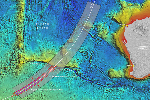 Article image for Aussies searching for MH370 will be grilled over mistakes