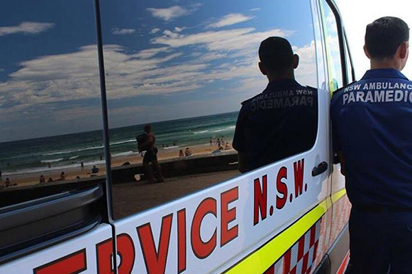 Article image for NSW paramedics set to receive much needed boost at state election