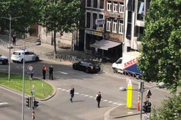 Article image for Three murdered in Belgium 'terror attack'