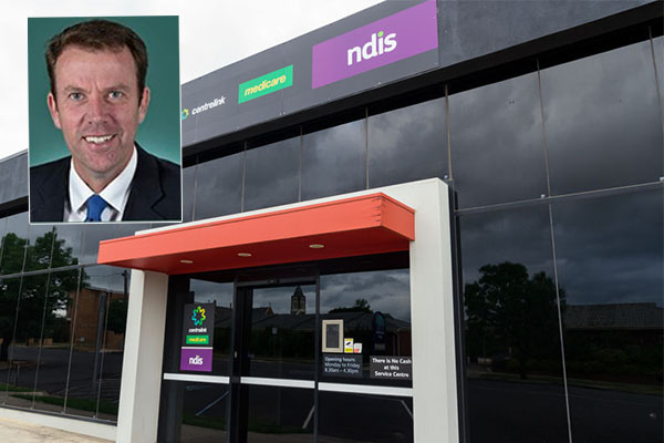 Article image for Social Services Minister thanks Ben for securing NDIS funding