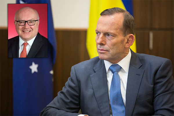 Article image for Tony Abbott hits back at former Attorney-General over leadership criticism