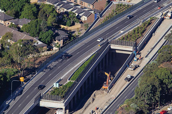 Article image for ACCC fears Transurban deal could hike road tolls