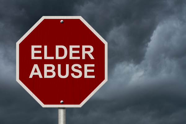 Elder Abuse is on the increase