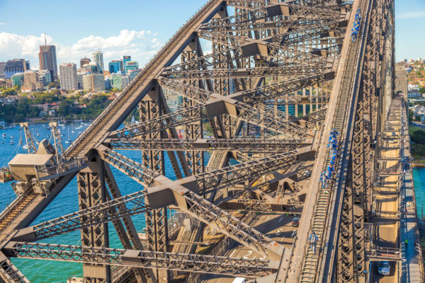 Article image for Tourists to see more of Harbour Bridge as new operator clinches contract