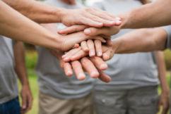 Important volunteers recognised for their selfless dedication