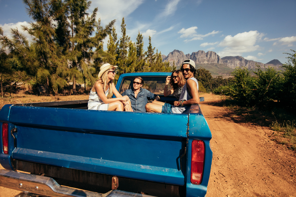 Meet the Aussie's who live on the back roads