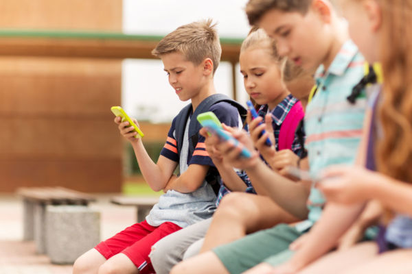 Article image for 'People better start listening': WHO introduces strict guidelines for children