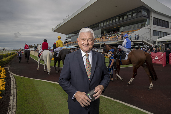 Article image for Veteran racing journo recognised in Queen's Birthday Honours