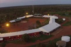 Inmates pig hunting and drinking at alternative rural prison