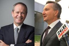 Shadow Treasurer doesn't deny Bill Shorten's tax plan was a captain's call