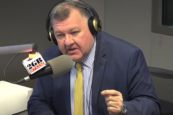 Article image for 'They more resemble a cult': Craig Kelly slams GetUp
