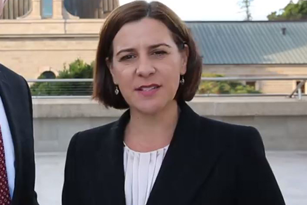 Article image for 'They've ripped the guts out': Palaszczuk Government to blame for infrastructure crisis
