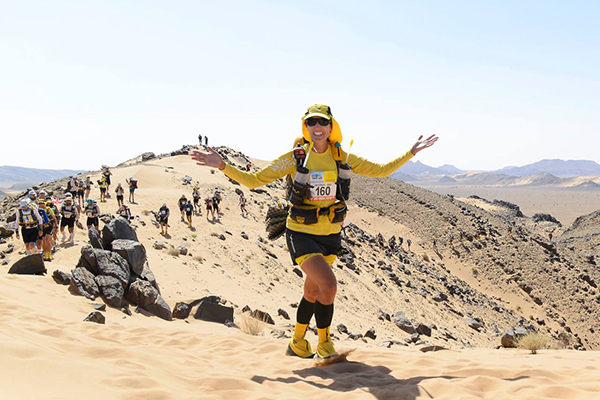 Article image for From death bed to ultra athlete, this Aussie mum is an inspiration for us all