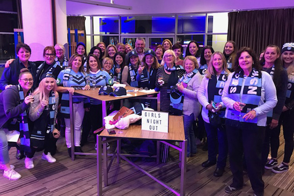 Article image for Ray Hadley Girls' Night Out