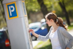 Sydney CBD could be turning off its parking metres