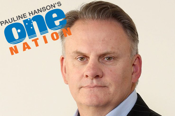 Article image for Mark Latham hints he could make a political comeback