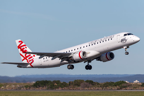 Virgin Australia boss announces departure, two years in advance