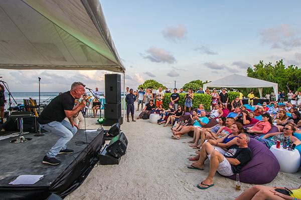 Article image for Aussie rocker Jimmy Barnes gives his next tour a tropical twist