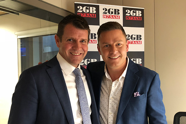 Article image for From politics to banking: Mike Baird hopes to improve the 'culture' of his new industry