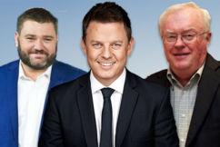 The Big Guns take aim at 'soft' Barnaby Joyce tell-all interview