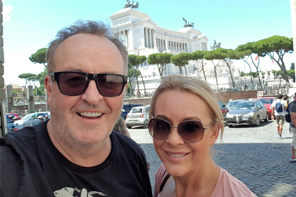 Article image for Buongiorno! Smithy checks in from Rome