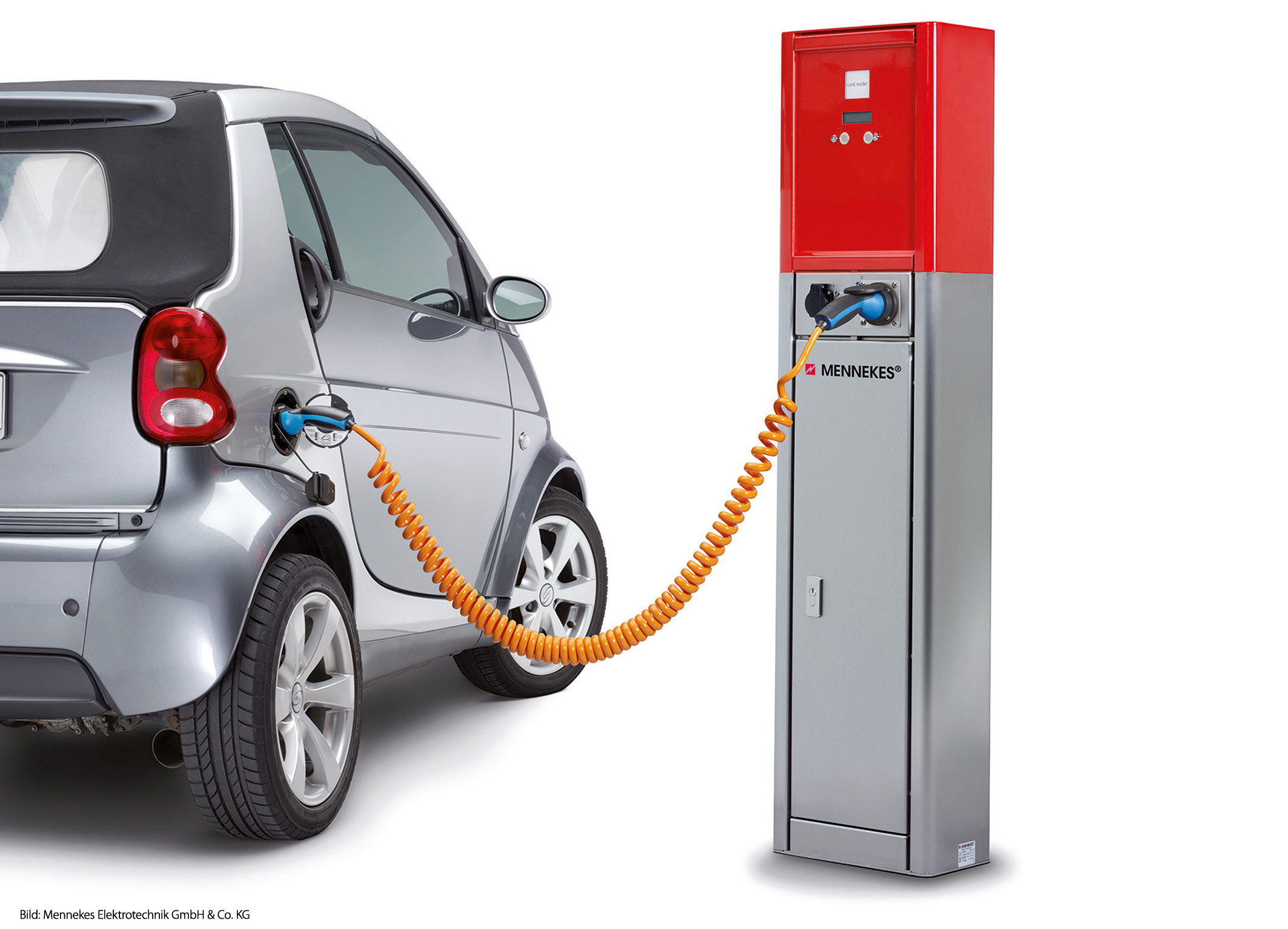 electric car charging - 4
