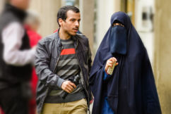 Yet another nation moves to ban Muslim face veils