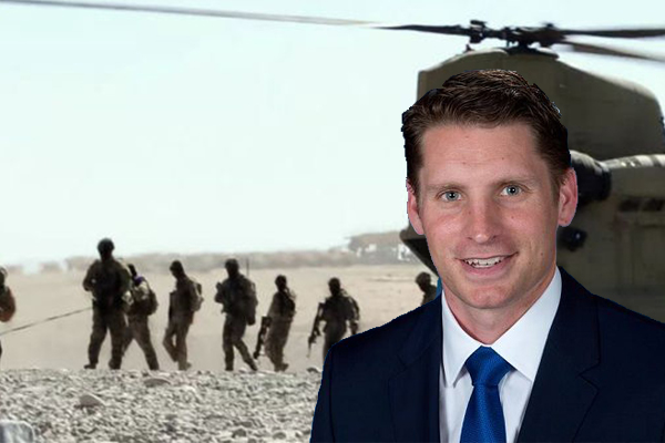 Article image for War crime allegations 'very troubling', former captain says