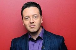 Article image for Celebrity Psychic John Edward