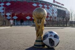 Football fans furious over World Cup 'FLOPTUS' failure