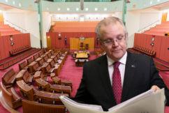 Treasurer Scott Morrison wants 37% tax bracket abolished sooner, as income package passes parliament