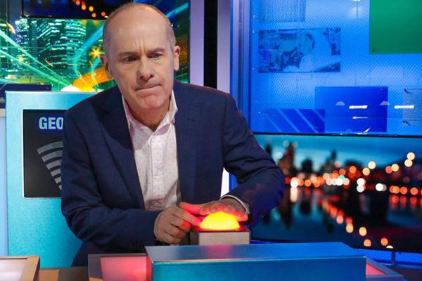 Article image for Tom Gleisner didn't believe Order of Australia award was 'fully legit'