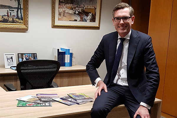 NSW State Budget: 'It's not the government's money, it's the taxpayers' and we want to give it back'