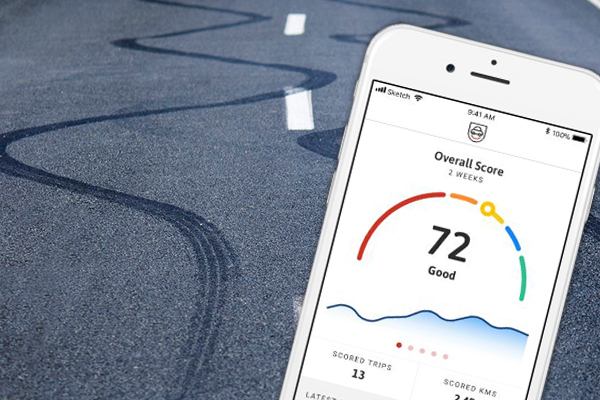 Article image for The new app waking up motorists to poor driving habits