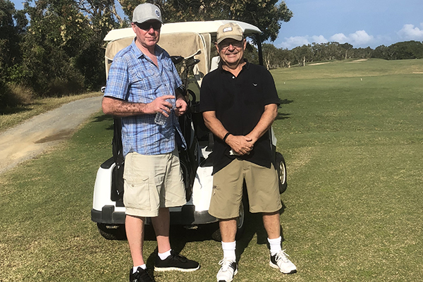 winner golf