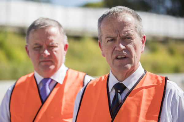 Article image for 'It's game on': Peter Dutton says a civil war is unfolding in the Labor Party