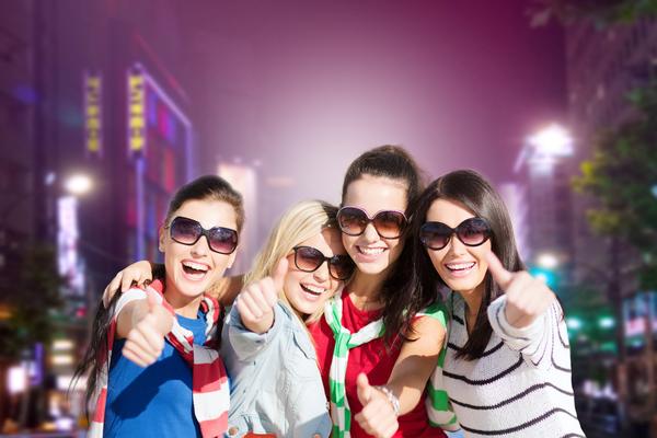 Secret women's travel