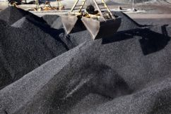 'Alive and kicking': Coal set to become our largest export
