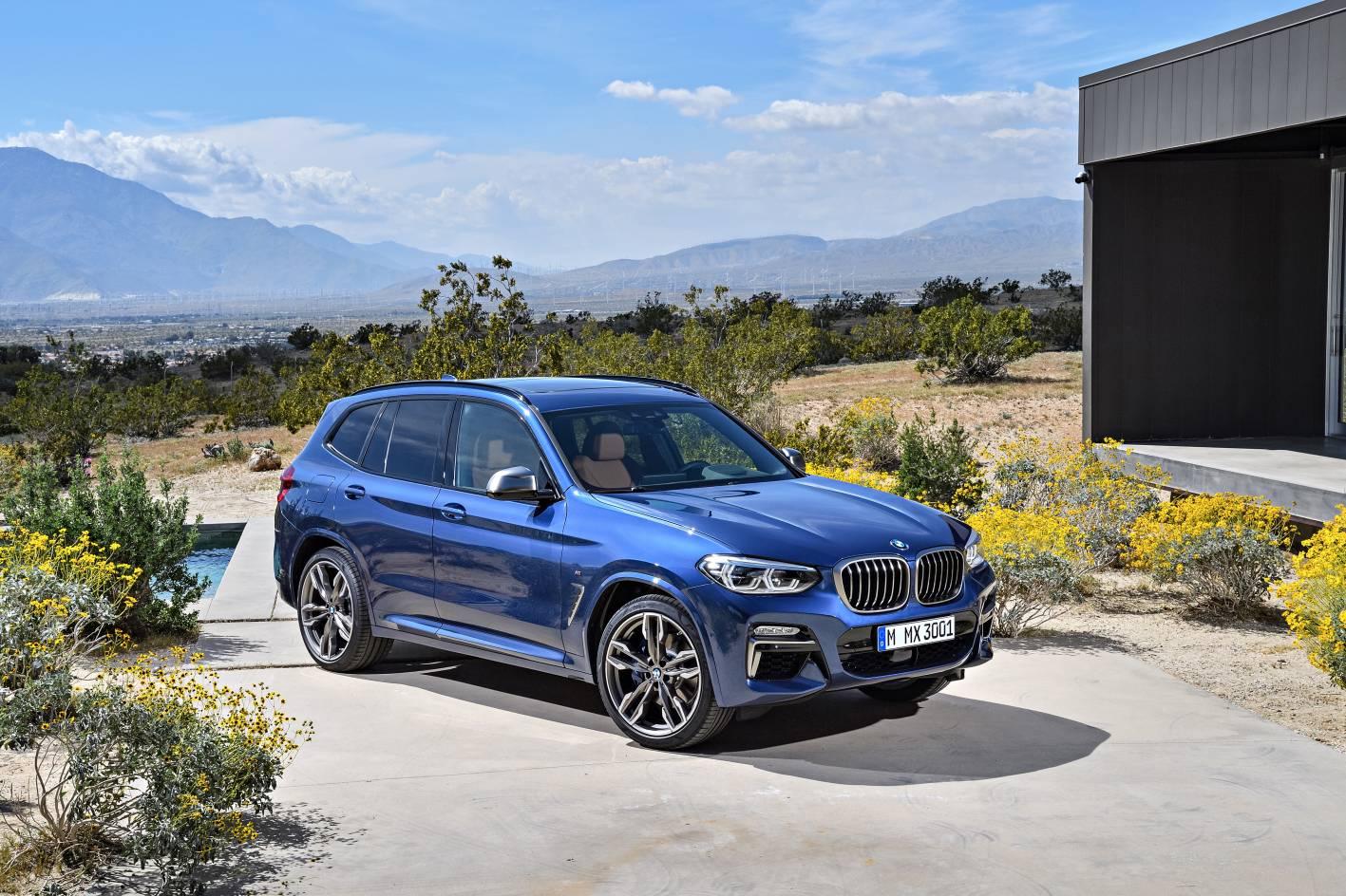 BMW X3 SUV - 2