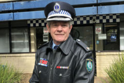 Mount Druitt Chief Inspector honoured after 37 years of service