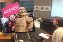 'It just shows how out of touch this Premier is': Premier knocks back offer for Alfie statue