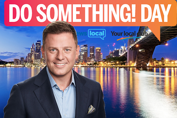 Article image for Do Something Day: Give back to your local community