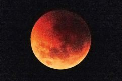 The big Blood Moon