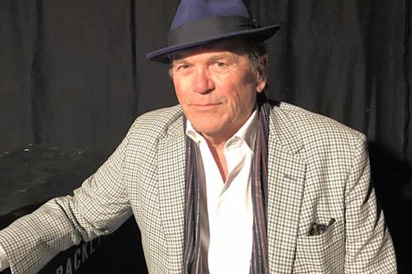 Article image for Glenn Shorrock got his taste of the spotlight miming to Elvis