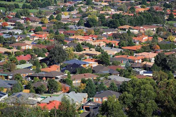 Top 10 strongest performing suburbs for property value