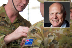 Not a 'wannabe': Jim Molan backs LNP candidate who wrongfully claimed war medal