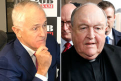 Turnbull calls on Pope to sack disgraced Archbishop Wilson over paedophile cover-up