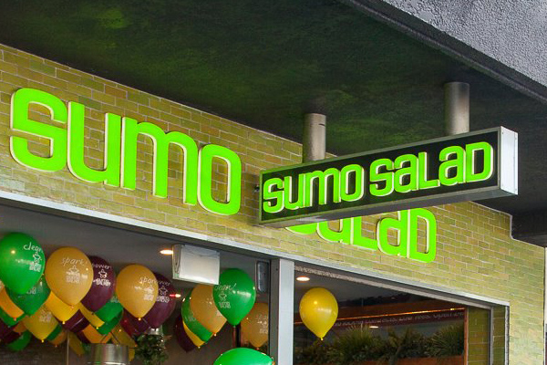 Article image for SumoSalad sends 85 stores into administration